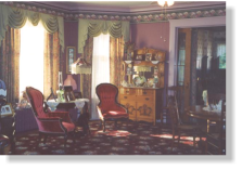 Inside the Victorian Guest House