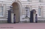 Buckingham Palace Sentries